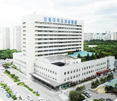Hallym University Sacred Heart Hospital, Hallym University Kangnam Sacred Heart Hospital, Hallym University Chuncheon Sacred Heart Hospital, Hallym University Hangang Sacred Heart Hospital, Hallym University Dongtan Sacred Heart Hospital, Hallym University Kangdong Sacred Heart Hospital